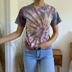 Tie Dye Jerzees T-Shirt